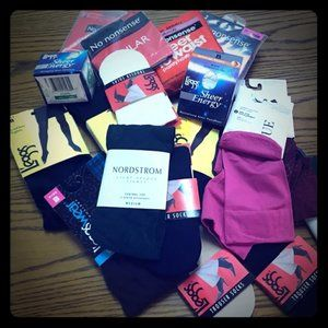19 for $19! NEW Pantyhose.Tights, Socks Super Deal